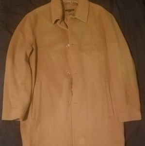 Banana Republic XL wool coat